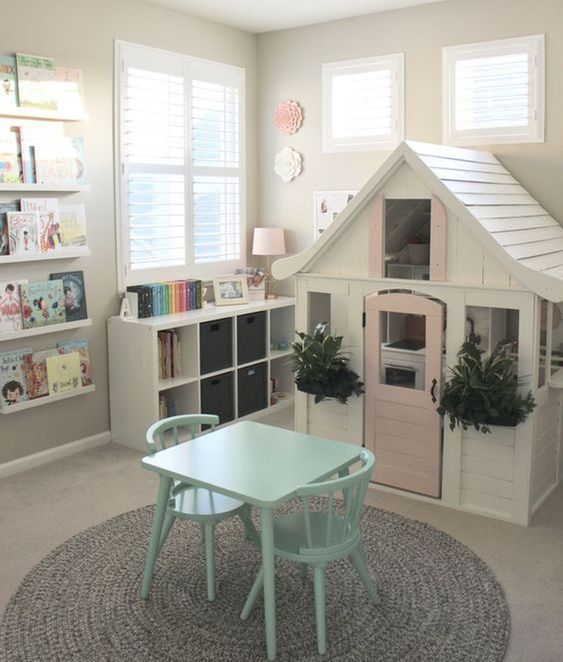 Designing a Child's room for Play
