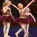 Children ballet dancing